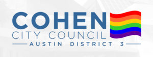 Cohen For council - LGBTQ